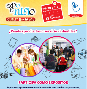Expo Niño Ciudad de Mexico